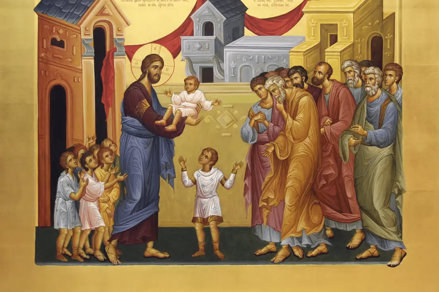 дети и грехи родителей