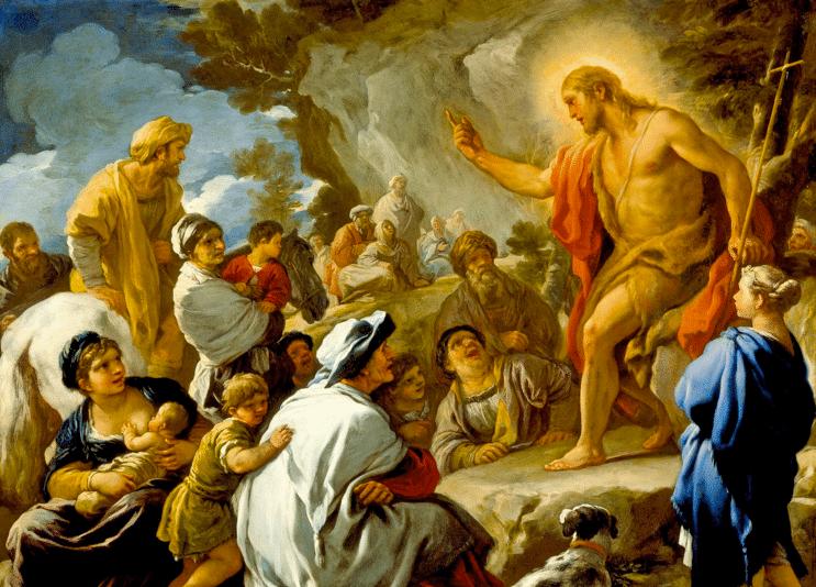 Пророк, Предтеча и Креститель Господень