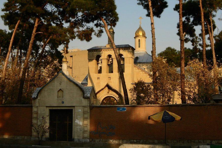 никольский собор тегеран