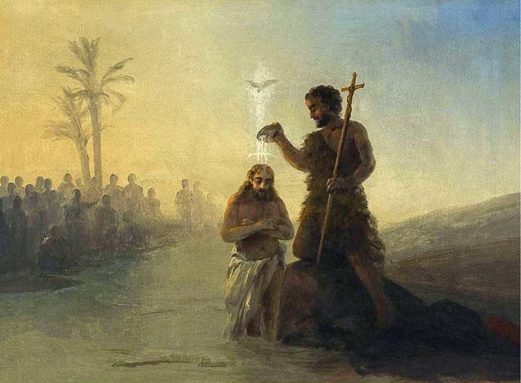 богоявление крещение