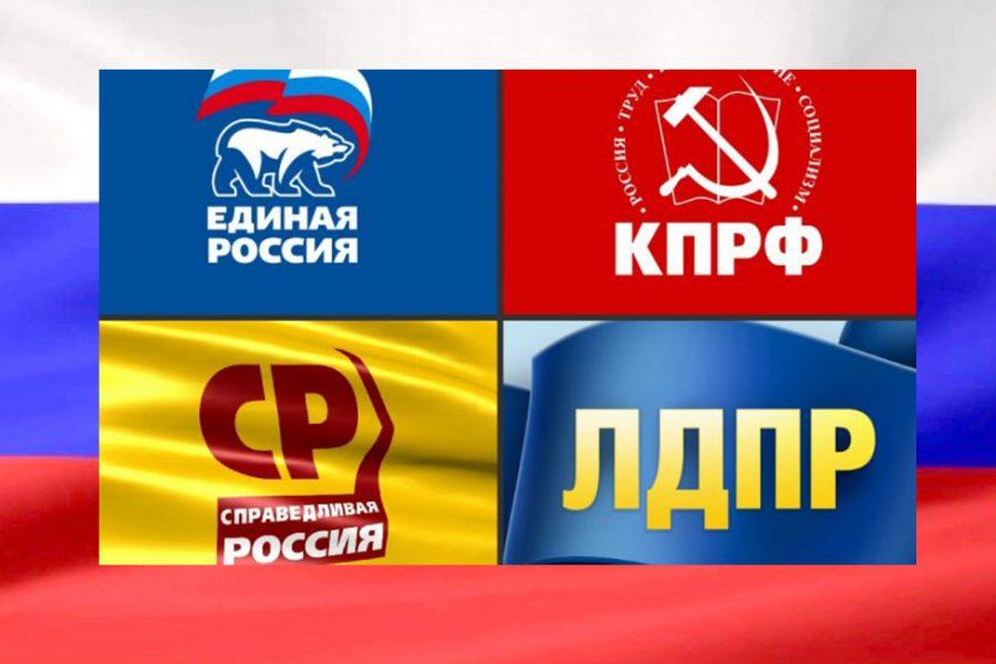 партии россии