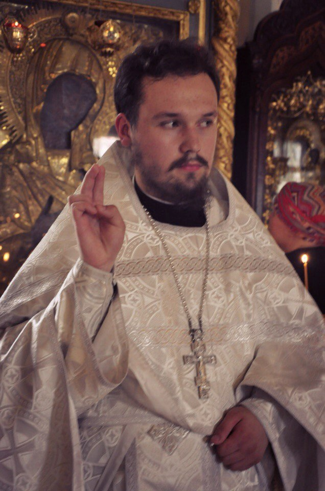 Алексий Гугливатый священник единоверие