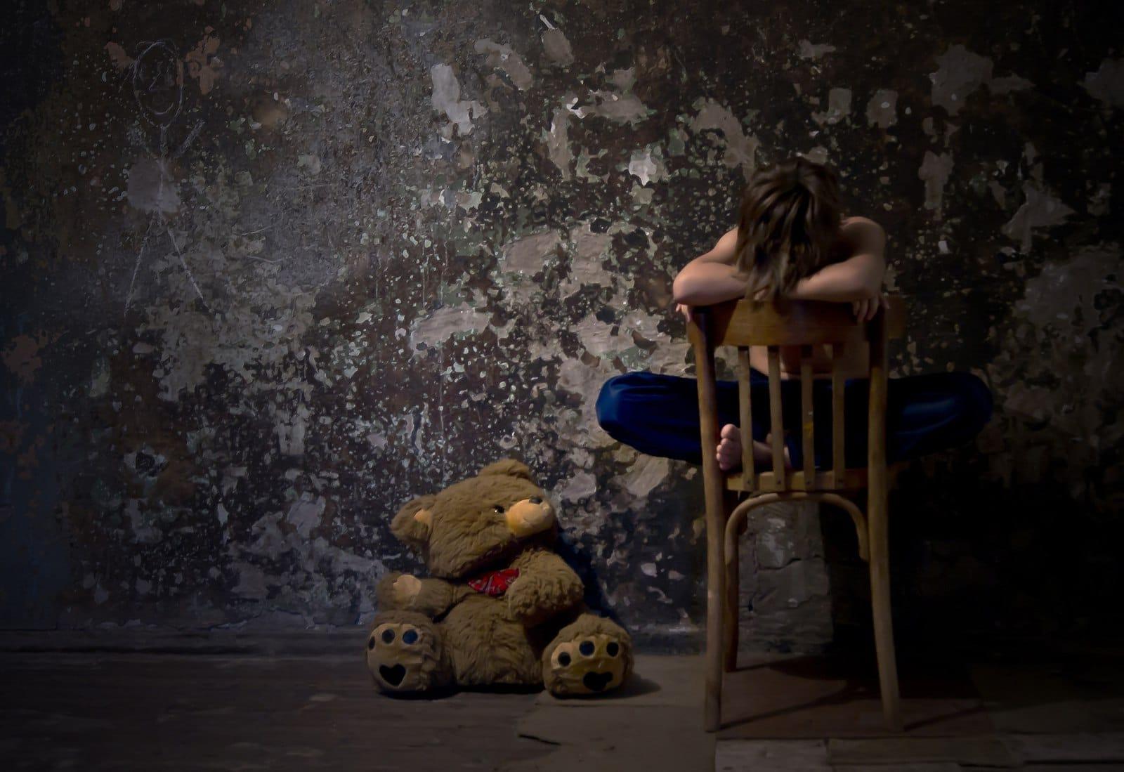 ребенок чувствует вину