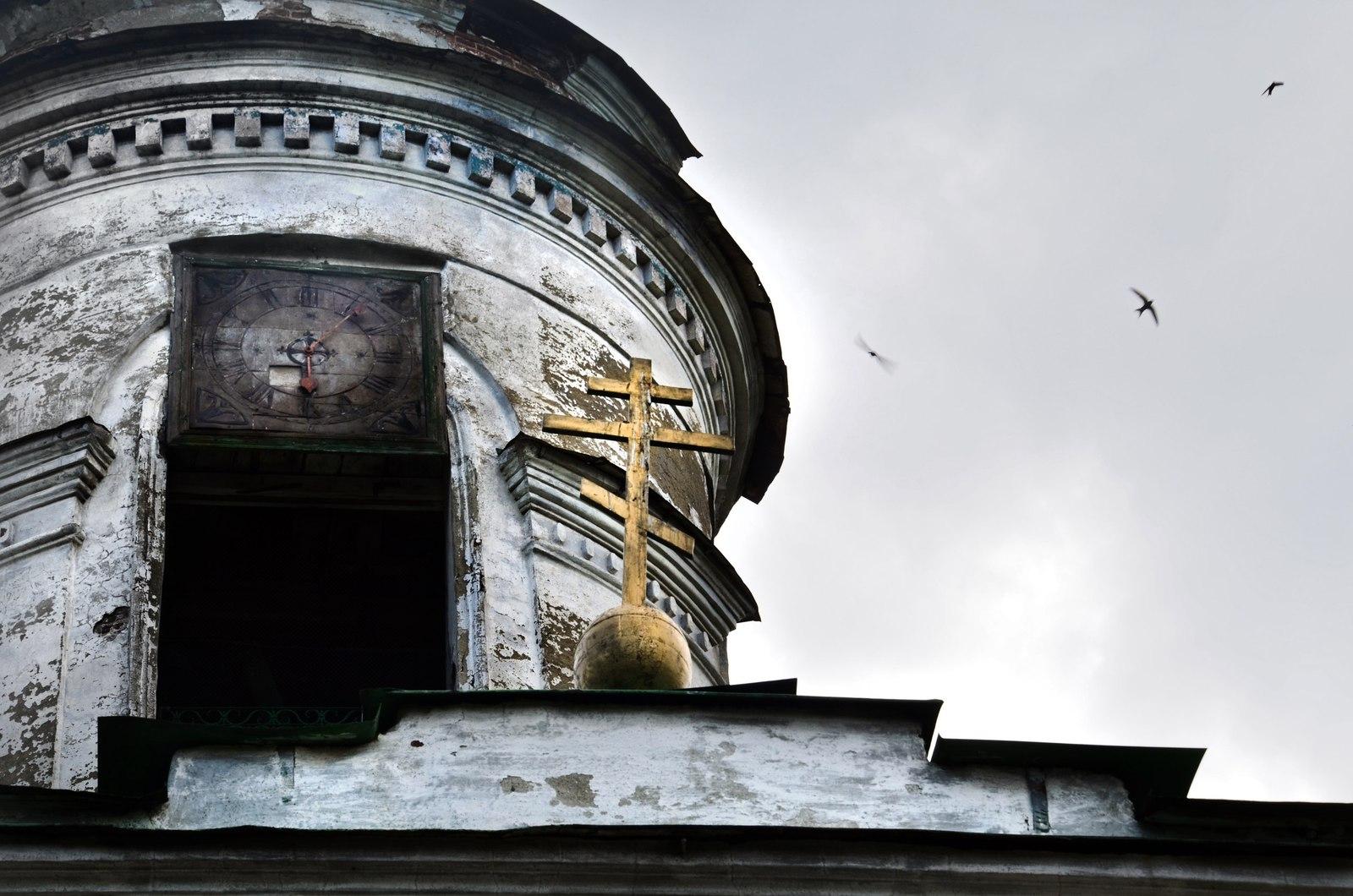 церковь время