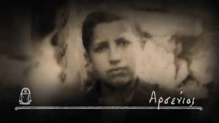 Арсений, будущий монах Паисий