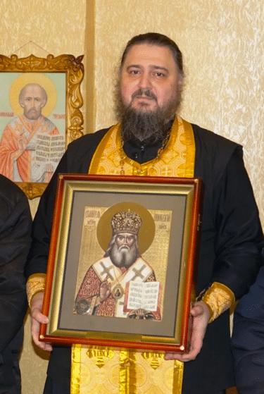 Протоиерей Иосиф Дзагоев