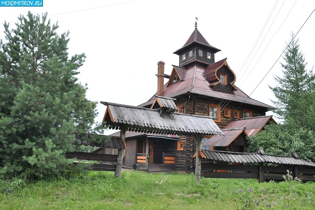 святогорово дмитровский район