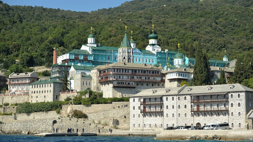 Монастырь Кутлумусиу