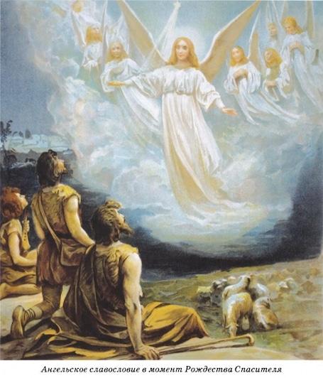 Слава в вышних Богу