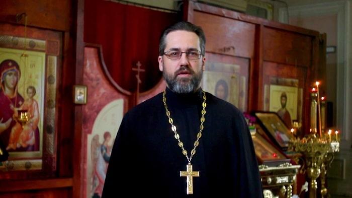 Священник Иоанн Карабидович