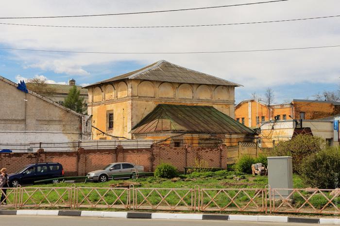 Церковь Петра, митрополита Московского в Ярославле