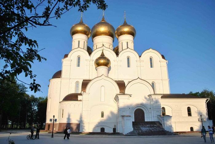 Успенский кафедральный собор г. Иваново