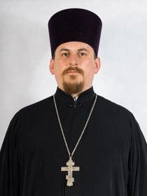 Иерей Иоанн Ковалёв, настоятель прихода храма Архангела Михаила д. Новый Двор Минского района