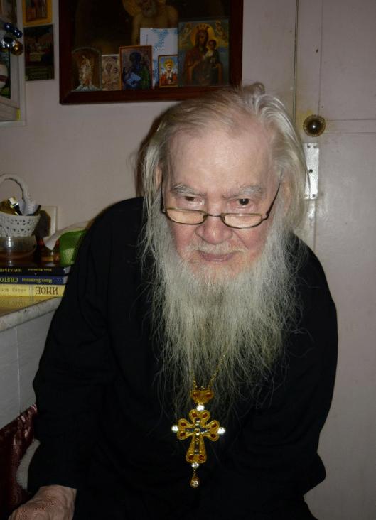 Старец Адриан