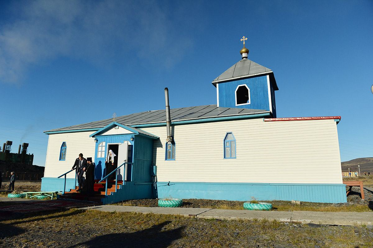 служение церкви