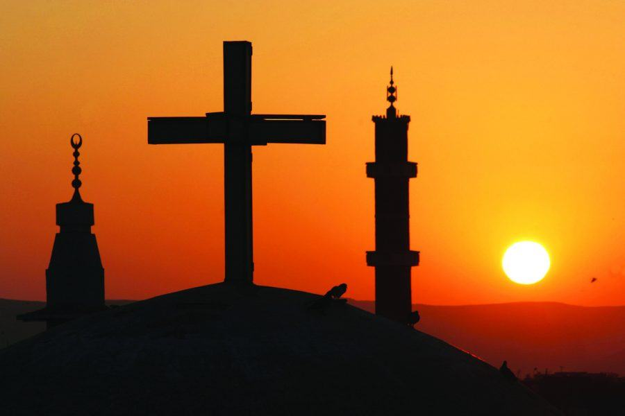 Христианин, возлюби христианина