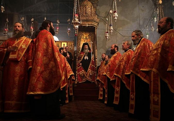 Патриарх Иерусалимский Феофил III