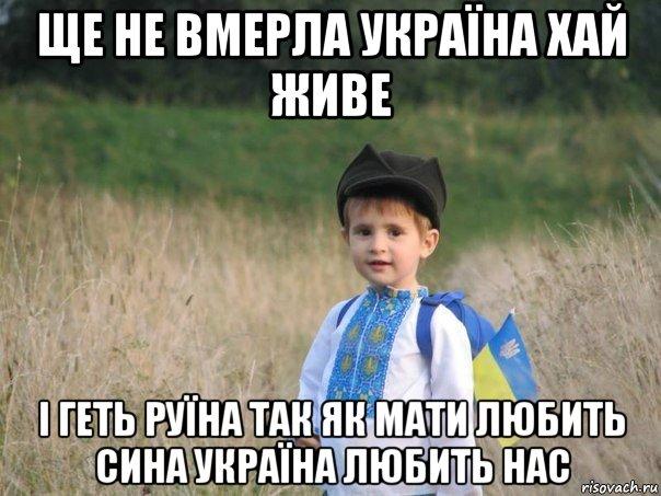 идеология украины