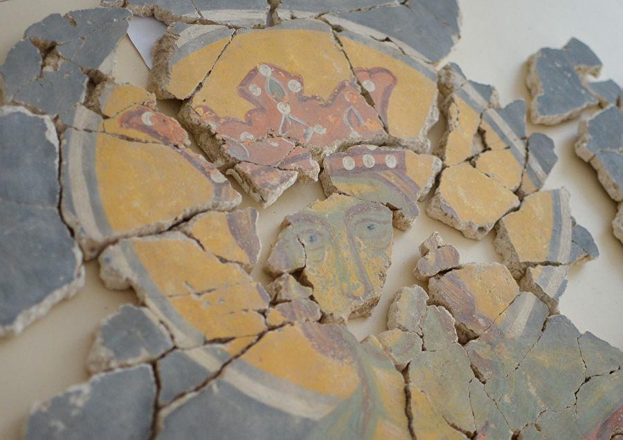 новгородские фрески
