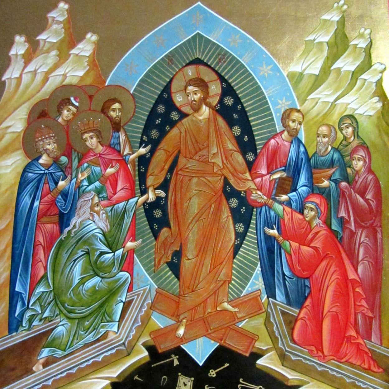 светлый праздник воскресения