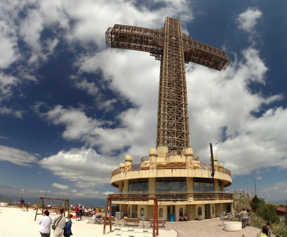 Крест Тысячелетия – Millennium Cross