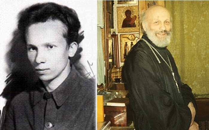 священники фронтовики