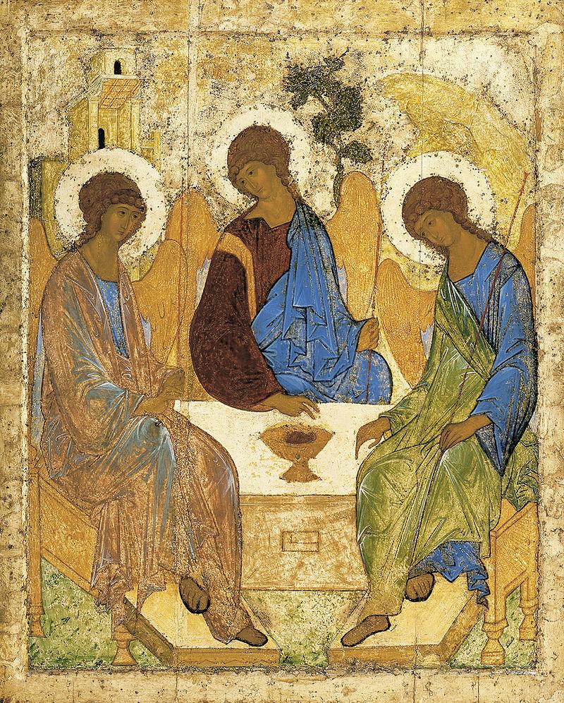смыслы троицы