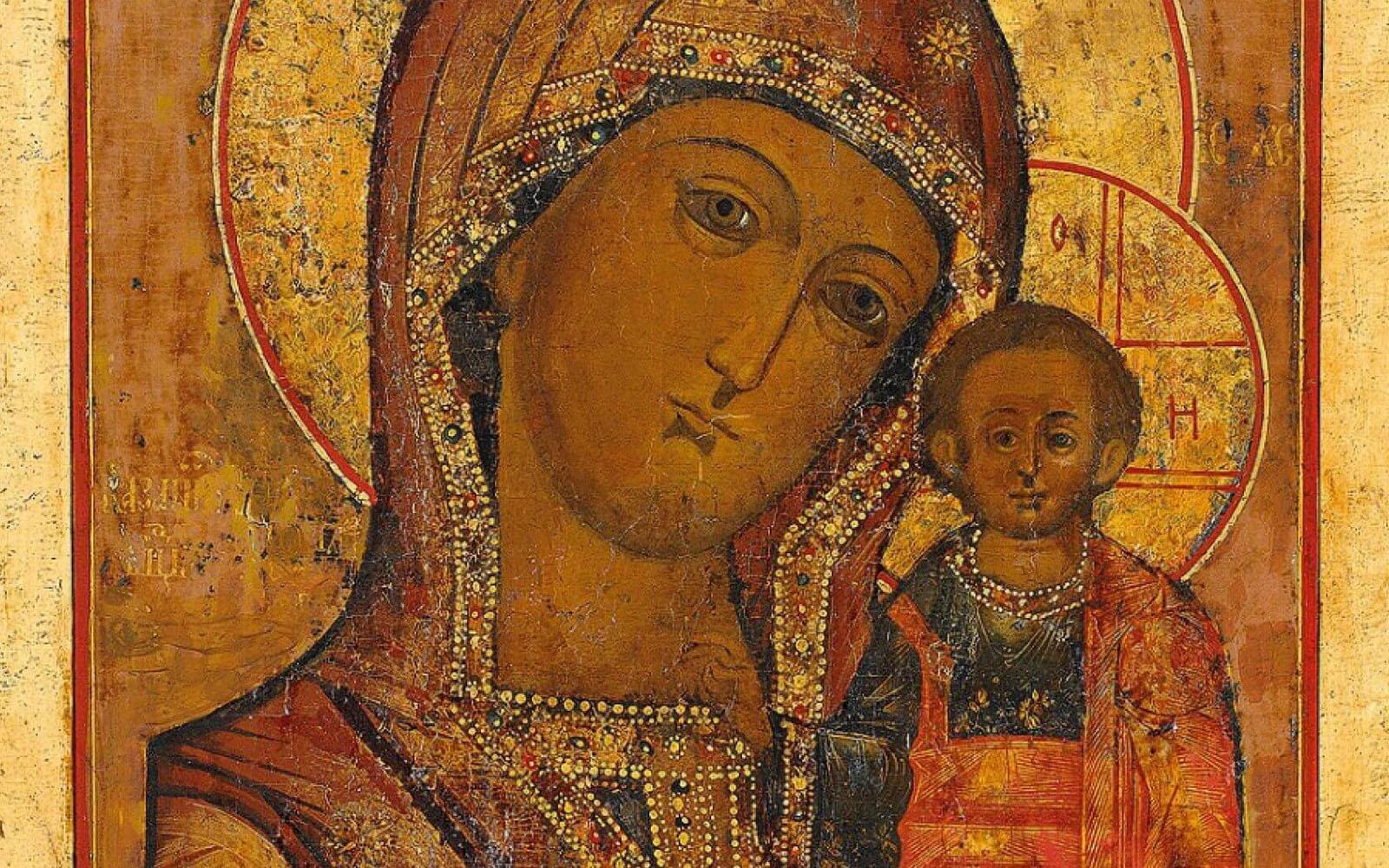 икона Богородицы спасла Пензу