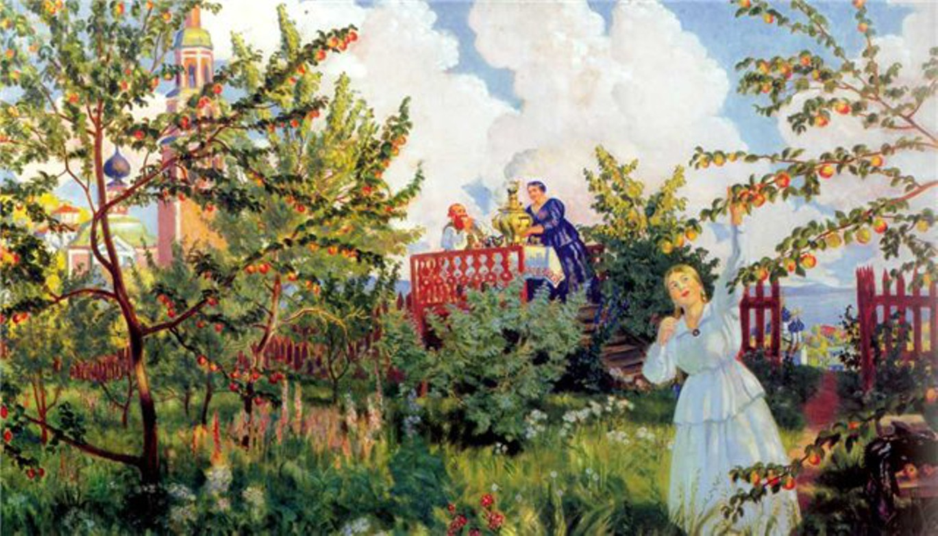 август на Руси