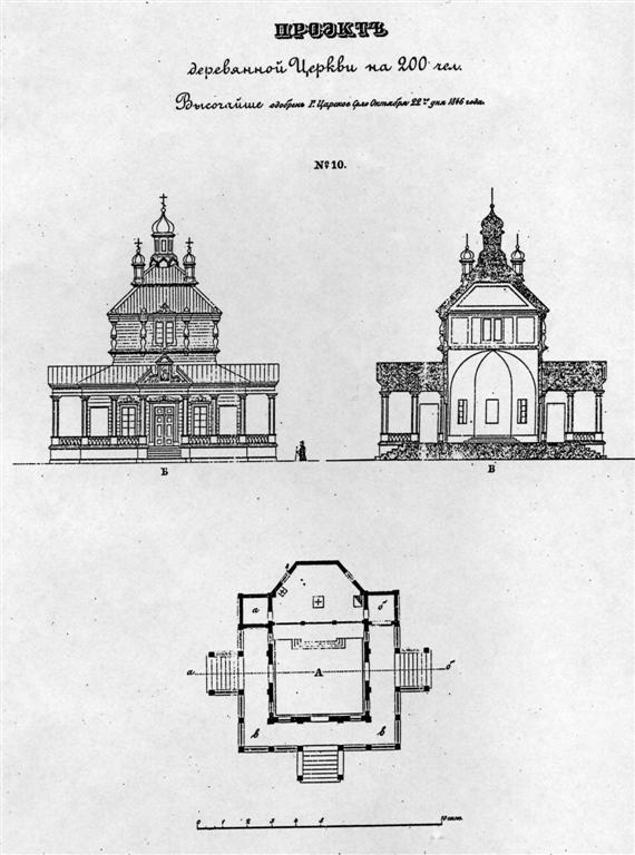 разрушенные храмы