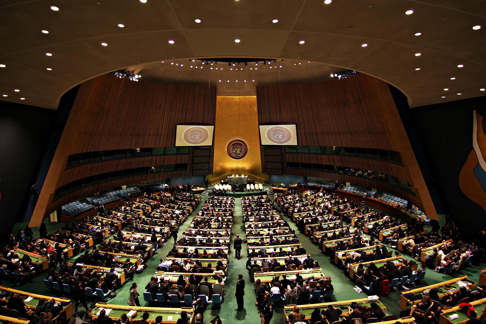 «Международного права на аборт не существует» – заявление США, России и 17 других стран в ООН