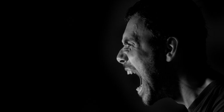 Молитва от гнева и раздражения