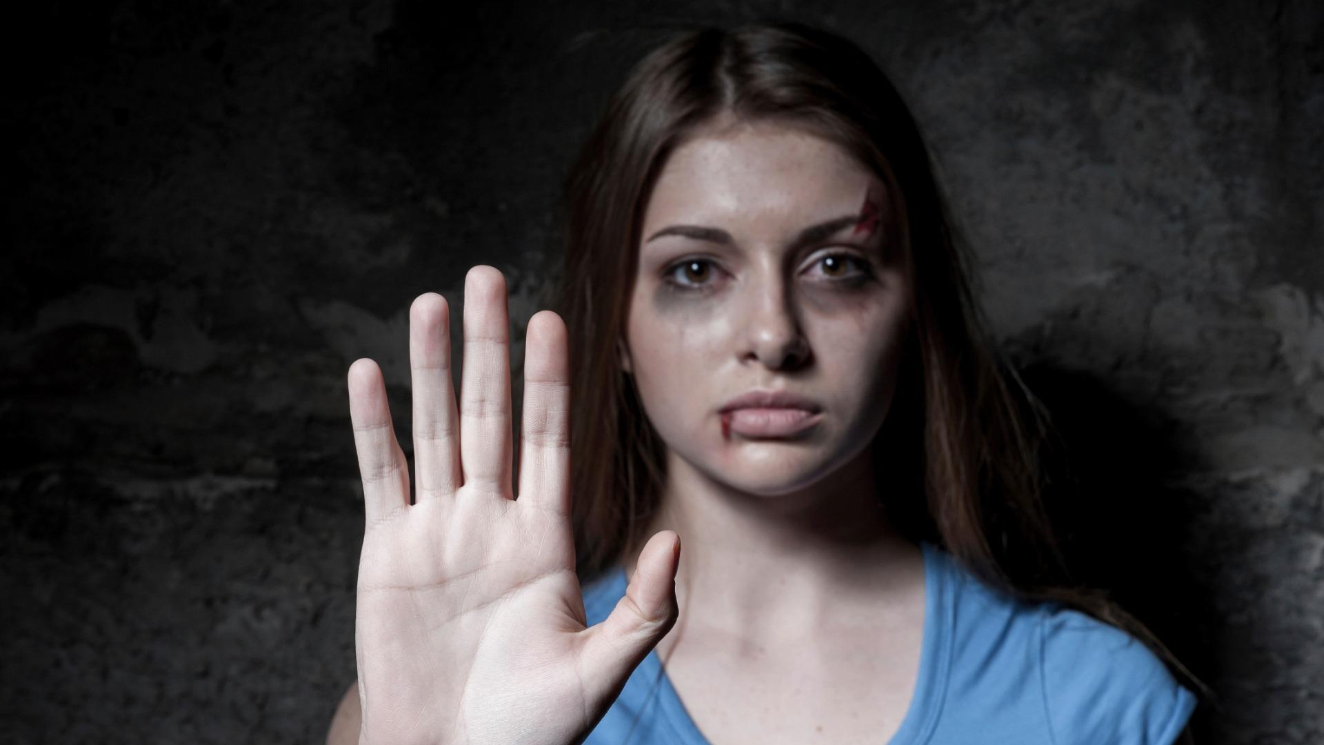 домашнее насилие женщин