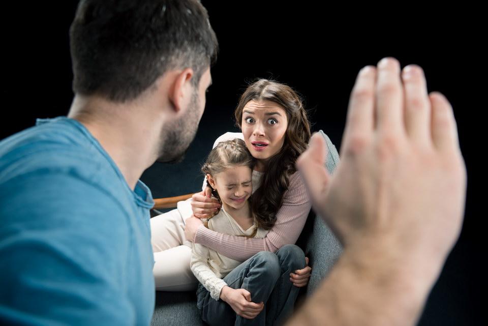 Картинки семьи насилие