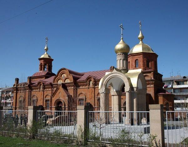 Храмы Армении