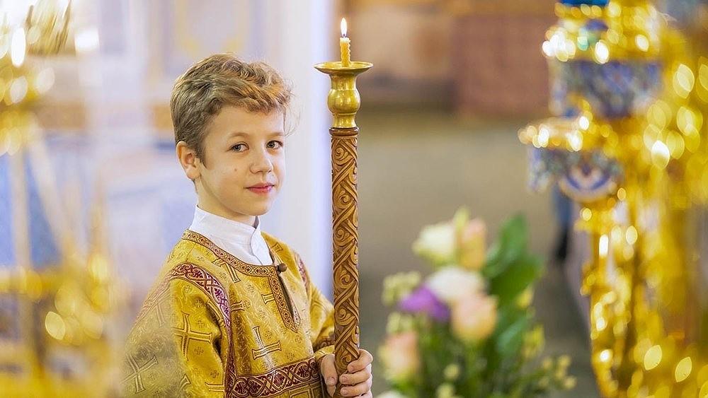 рассказ мальчик у христа